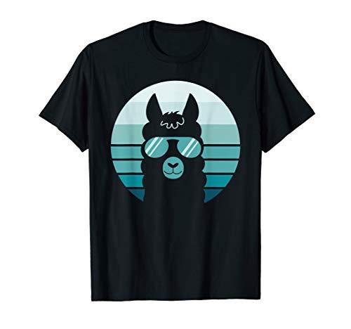 Lama, Flamme, Alpaka T-Shirt