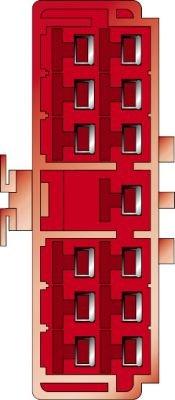 Autoleads PEUGEOT 106/205/306/405 ISO Autoradio Cablaggio Cavo Adattatore pc2-06-4