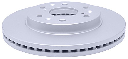 ACDelco Advantage 18A1705AC Coated Front Disc...