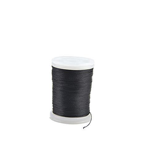 3 Stück Schwarz Servierfaden Bogen Saiten Schutz String Seil Material Werkzeug Für Reserve Recurve Compoundbogen