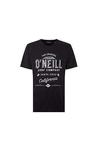 O'NEILL LM Muir T-Shirt Camiseta Manga Corta para Hombre, Hombre, Anthracite, XS