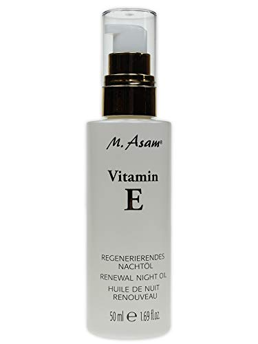 M. Asam® Vitamin E regenerierendes Nachtöl 50ml
