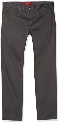 HUGO Herren 708 Slim Jeans, Grau (Open Grey 81), W33/L34 (Herstellergröße: 3334)
