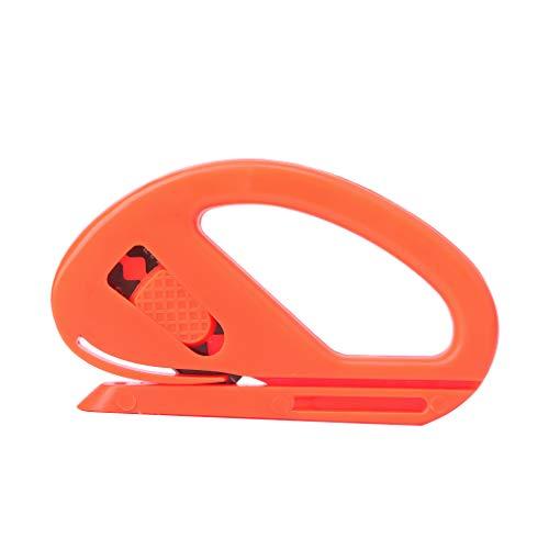 siwetg Auto Voertuig Snitty Fiber Vinyl Film Sticker Wikkel Veiligheid Snijder Mes