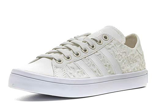 adidas Zapatillas Courtvantage W para mujer, talla, color Blanco, talla 39 1/3 EU