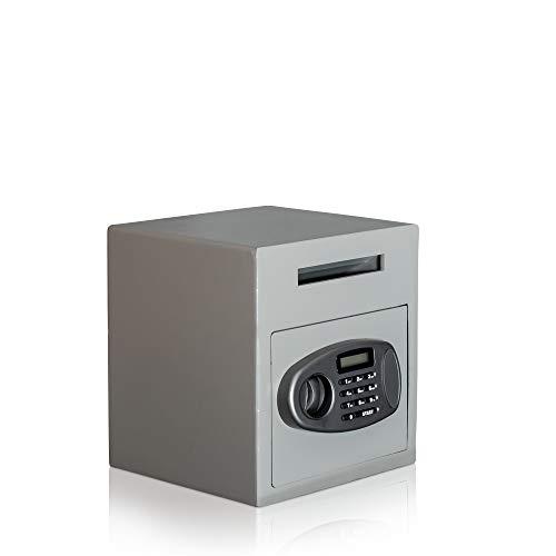 Einwurftresor | Einwurfsafe | Deposittresore | Deposit-Tresor | Elektronisches Schloss