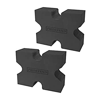 Pridefend 2 Pack Shooting Rest Shooting Benches Portable Rest for Rifles Pistol and Shotgun Gun Accessories