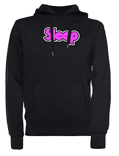 Rundi Sleep Band Merchandise Unisex Sweatshirt Kapuzenpullover Schwarz Größe XL - Women's Men's Unisex Sweatshirt Hoodie Black