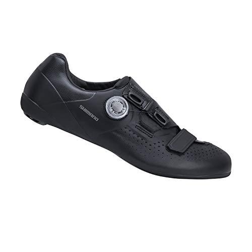 SHIMANO SH-RC500 Bicycles Shoes, Black, 46.0