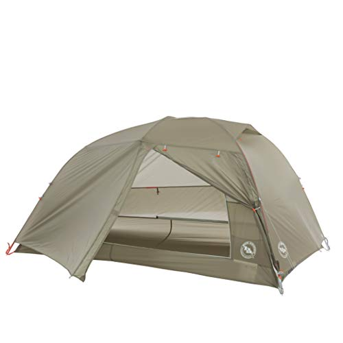 Big Agnes Copper Spur HV UL Backpacking Tent, 2 Person (Olive Green)