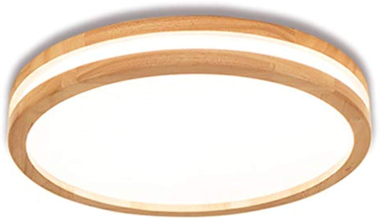 Rustikal Retro Licht Decke Leuchte Deckenlampe Holzlampe ...