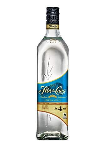 Flor de Caña Ron blanco - 1 botella de 70 cl