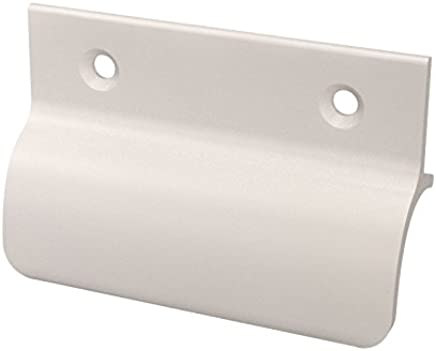 Zofia NEU ToniTec® Glasfalzgriff Balkontürgriff Ziehgriff mit Steg Modell