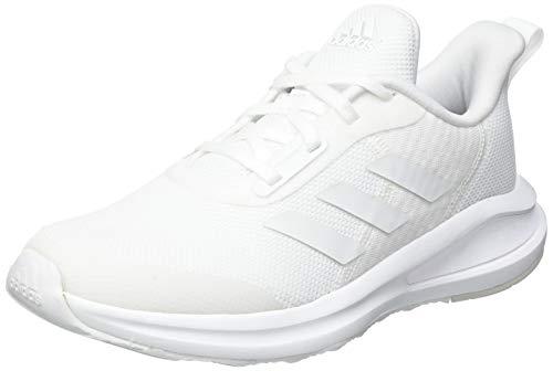 adidas Fortarun K, Zapatillas de Running Unisex Adulto, FTWBLA/FTWBLA/Griuno, 39 1/3 EU