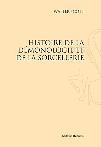 Histoire de la démonologie et de la sorcellerie.