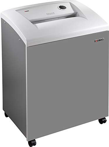 DAHLE CleanTEC 51572 Paper Shredder w/Fine Dust Filter, Automatic Oiler, German Engineered, Security Level P-5, 14 Sheet Max, 5+ Users