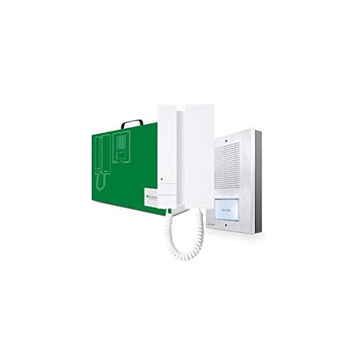 Comelit KAE0061 Kit Audio 5 Fili monofamiliare, Extra-Mini, Bianco