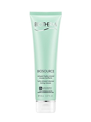 Biotherm Biosource Hydra-Mineral Cleanser Toning Mousse (N/C Skin) 150ml/5.07oz - Hautpflege