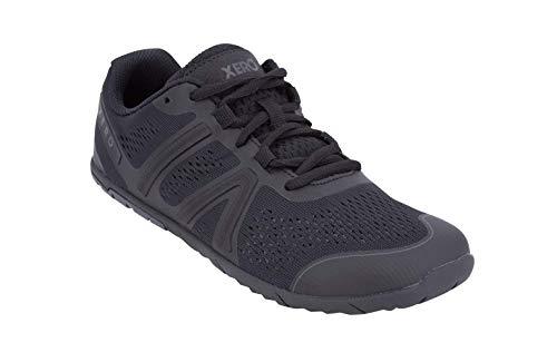 Xero Shoes HFS  Men#039s Lightweight BarefootInspired Minimalist Road Running Fitness Shoe Zero Drop Sneaker Black