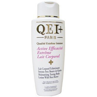 Active efficacite extreme body lotion with shea butter by QEI PARIS