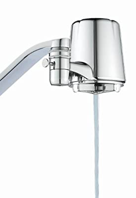 Culligan FM-25 Faucet-Mount Advanced Water Filtration System, 200 Gallon, Chrome