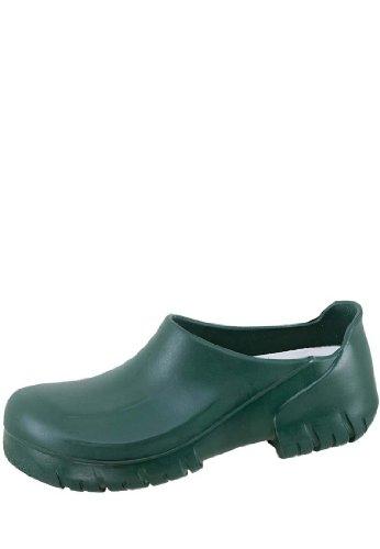 Alpro A 630 Clogs Schaum, grün, Größe 40 mit mittlerem Fußbett