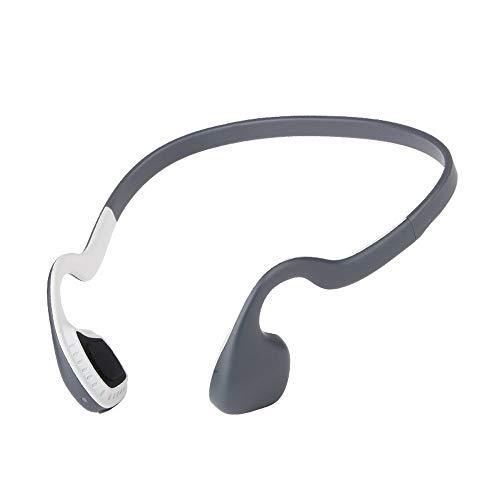 GOLDEN FIELD Casque à Conduction Osseuse Écouteur Bluetooth sans Fil, Bluetooth 5.0, Écouteurs Sport avec Micro stéréo pour Le Jogging Running Driving Cycling