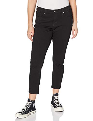 Levi's Plus Size Damen 311 Pl Shaping Skinny Jeans, New Ultra Black Night, 18 M