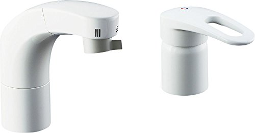 INAX ホース収納式シングルレバー洗髪シャワー混合水栓 SF-800SU