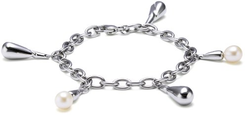 Morellato BRACCIALETTO perla c/perla bianca