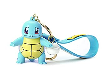 YJacuing Anime Squirtle Cute Figure Keychain  Squirtle