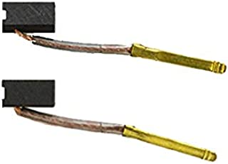 PorterCable Carbon Brush Pair For Black and Decker, Dewalt 445861-25 445861-03 M18