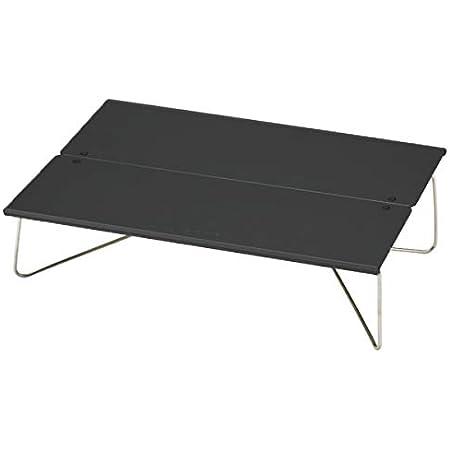 ソト SOTO テーブル フィールドホッパー マットブラック ST-630MBK