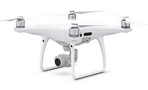 DJI-Phantom 4 Pro Dron con cámara CMOS de 20 MP, Color Blanco, (DJ0012)