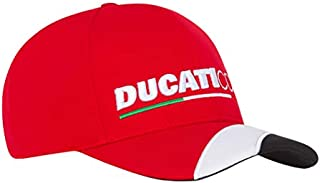 2019 Ducati Corse Racing MotoGP Baseball Cap Adult One Size Official Merchandise