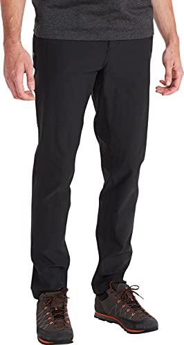 Marmot Elche, Pantalones Hombre, Black, 28