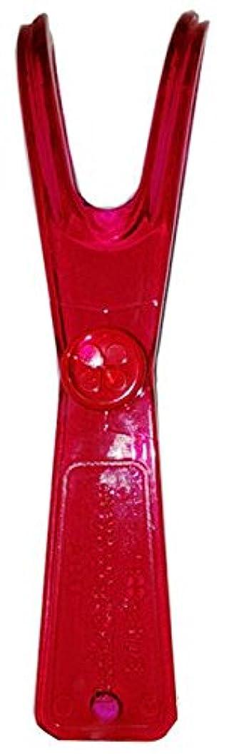 ケント交通渋滞コーチ【サンスター/バトラー】【歯科用】バトラー フロスメイトハンドル #845P 1個【フロス用ハンドル】カラー2色/赤?青 _ 赤?レッド
