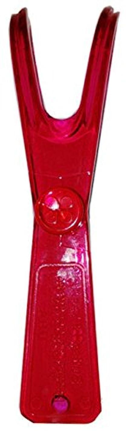 しっとり眠いですたとえ【サンスター/バトラー】【歯科用】バトラー フロスメイトハンドル #845P 1個【フロス用ハンドル】カラー2色/赤?青 _ 赤?レッド