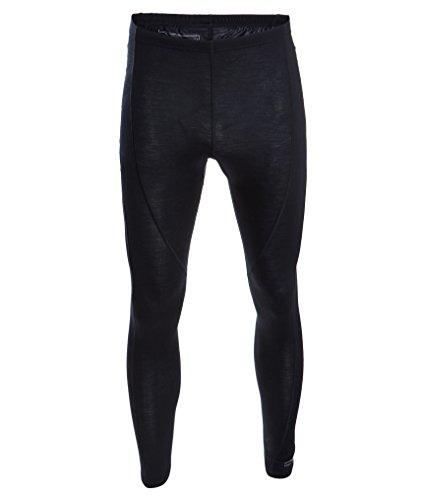 Engel Sports Homme Leggings, GOTS Black XL
