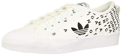 adidas Originals Nizza Trefoil Damen Sneaker, Größe Adidas Damen:39 1/3