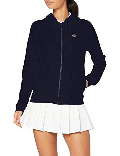 Lacoste Sport SF2126 Sweater, Marine, 40 Femme
