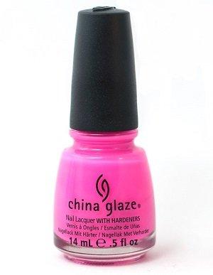 China Glaze Nail Polish, You Drive Me Coconuts 1220