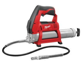 Milwaukee M12 Grease Gun - No Charger, No Battery, Bare Tool Only
