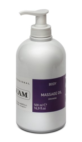 GUAM Huile de massage drainante 500 ml