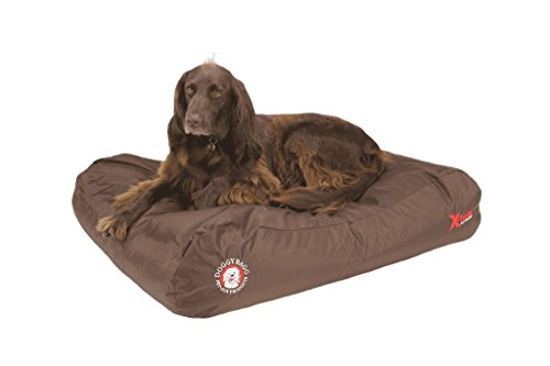 Hundebett / Hundekissen Doggy Bagg X-Treme Gr. XL Brown