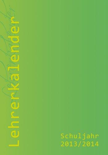 Lehrerkalender/Schuljahresplaner 2012/2013 Ferien für alle Bundesländer mit langfristiger Sommerferienregelung, 6 Stundenpläne pro Schuljahr, ... ... Beurteilungen, Kopiervorlage Förderplan
