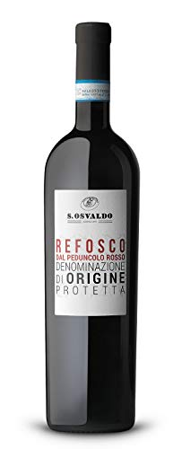 Refosco Dop Lison Pramaggiore cl75 S.Osvaldo - Vino Rosso Fermo