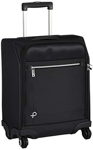 [プロテカ] スーツケース 日本製 マックスパスソフト2 TR 機内持ち込み可 23L 42 cm 2.4kg ブラック