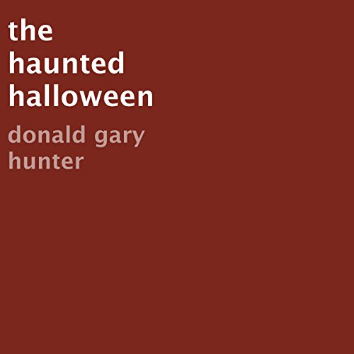 The Haunted Halloween audiobook cover art
