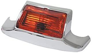 KCInt Big Twin Rear Fender Light W/Red Lens For Harley Heritage Road King With Dresser Style Fender